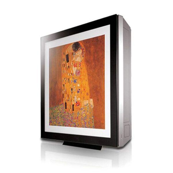 LG Artcool Gallery A09FT oldalfali inverteres klíma