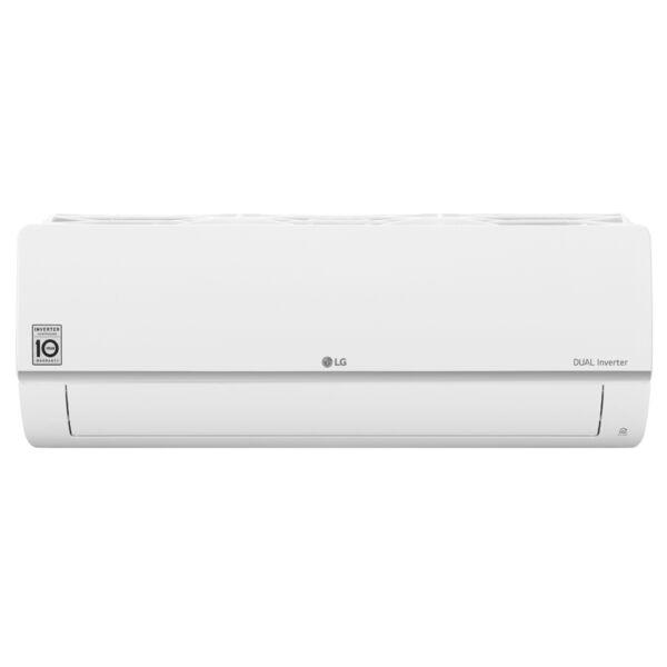 LG Silence Plus PC12SQ oldalfali inverteres klíma
