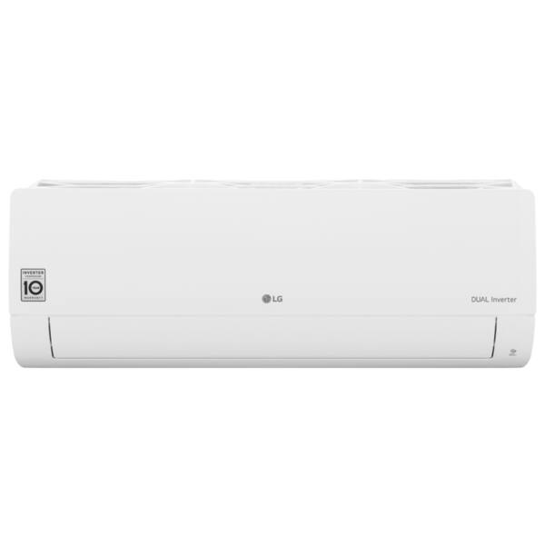 LG Silence Smart Inverter S09EQ oldalfali inverteres klíma
