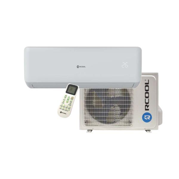 Rcool Econic 9 GRAE09B932-GRAE09K932 oldalfali inverteres klíma